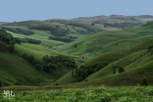 Transilvania landscape