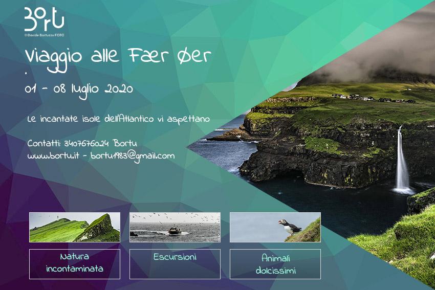 Viaggio alle Fær Øer