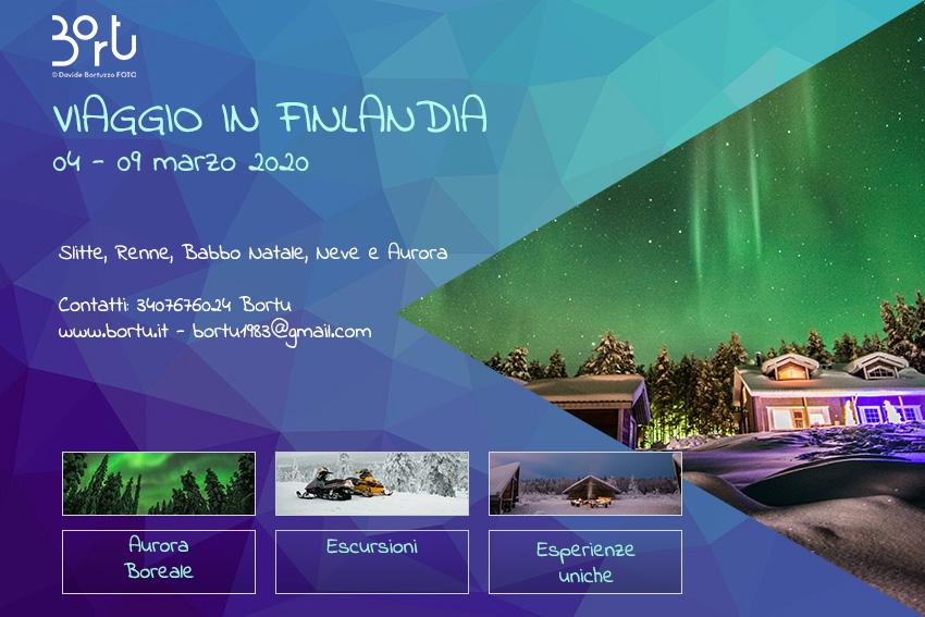 Viaggio in Finlandia - Rovaniemi 04 - 09 marzo 2020