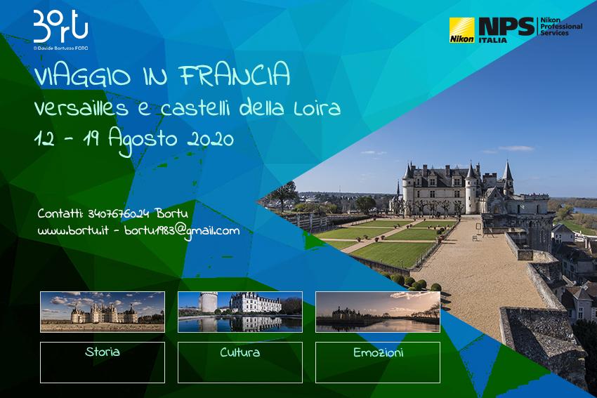 Viaggio in Francia 12 - 19 agosto 2020