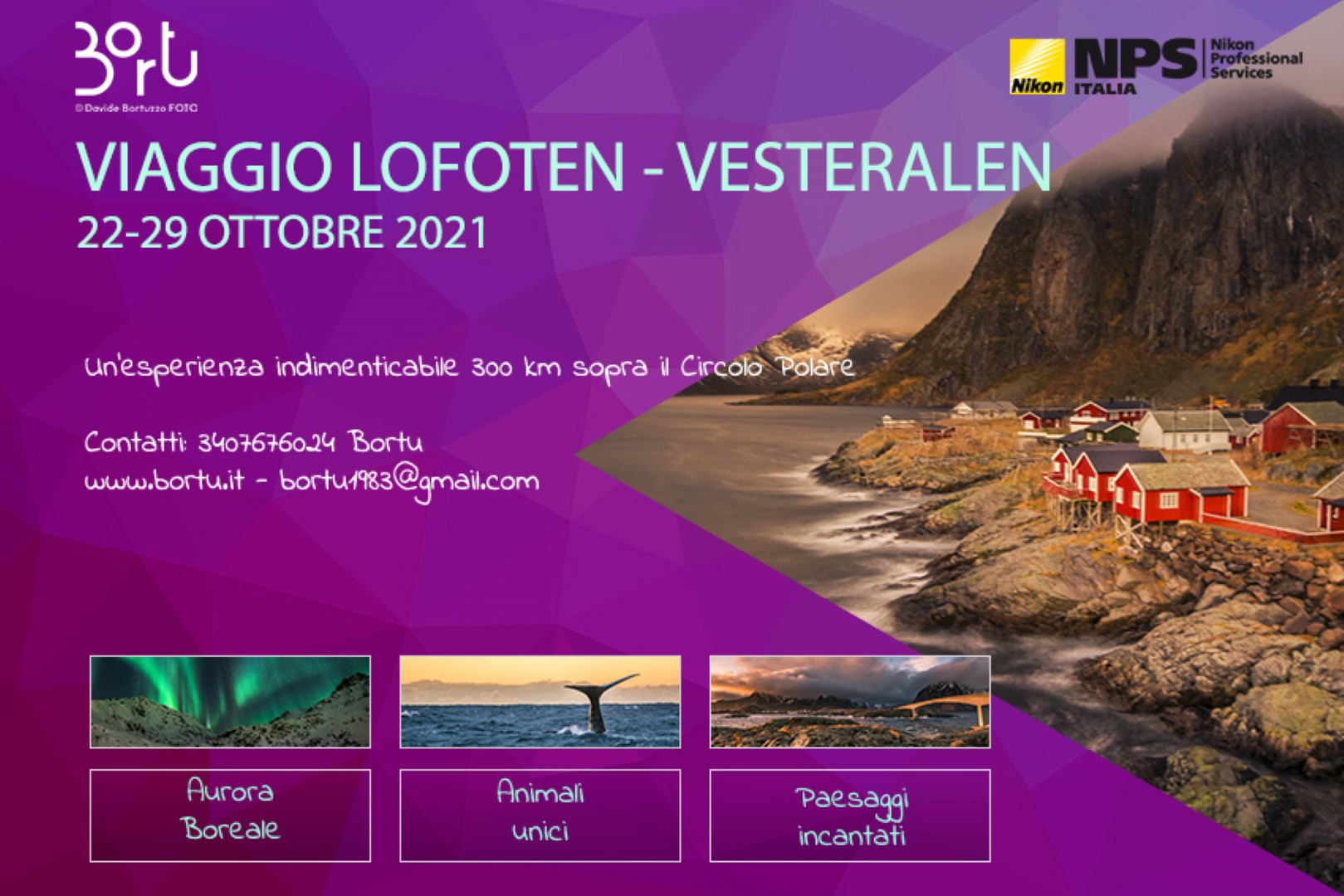 VIAGGIO Lofoten 2021