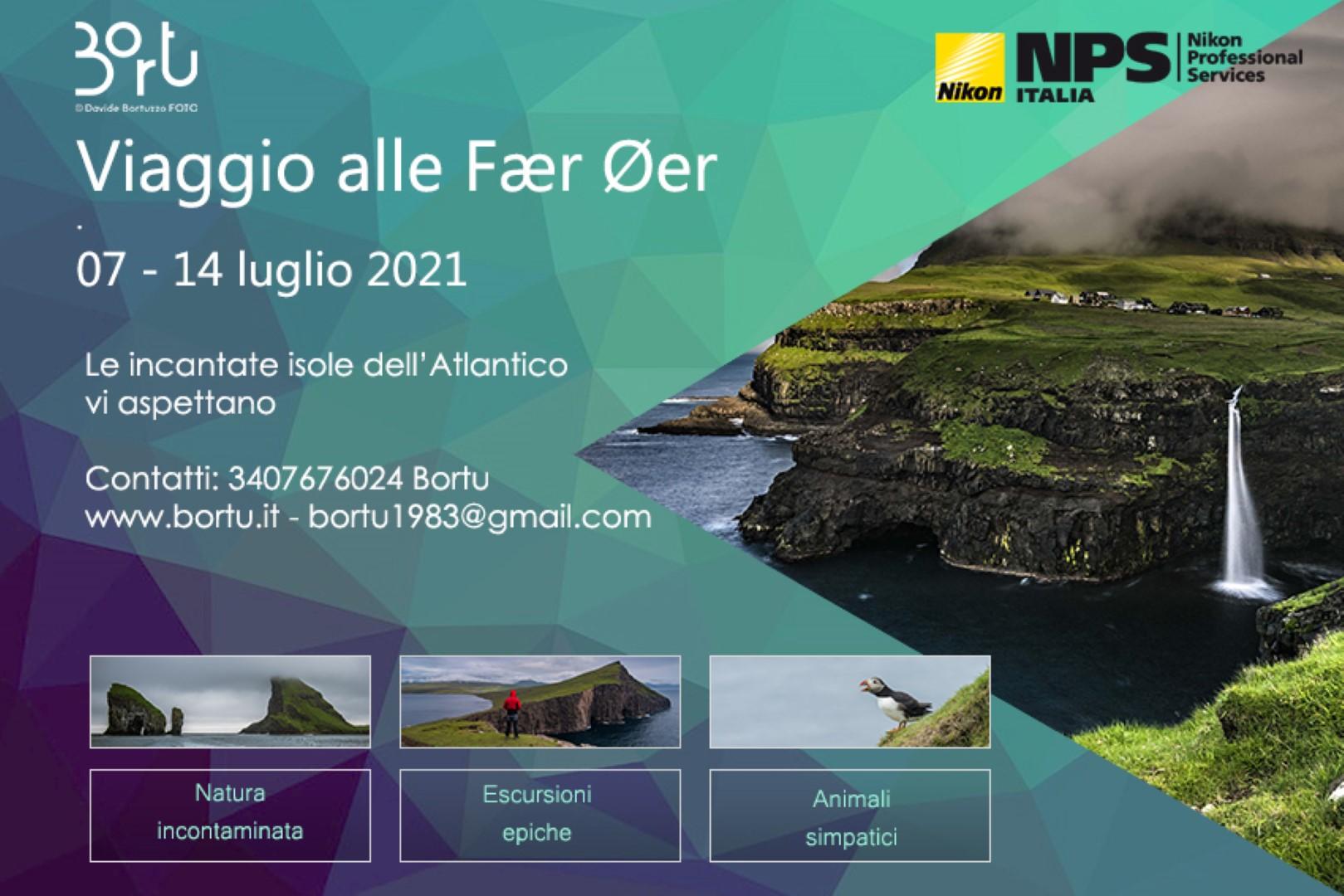 Viaggio Faroe