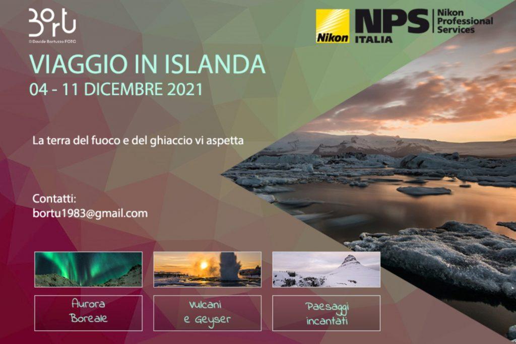 VIAGGIO IN ISLANDA 4 - 11 dic