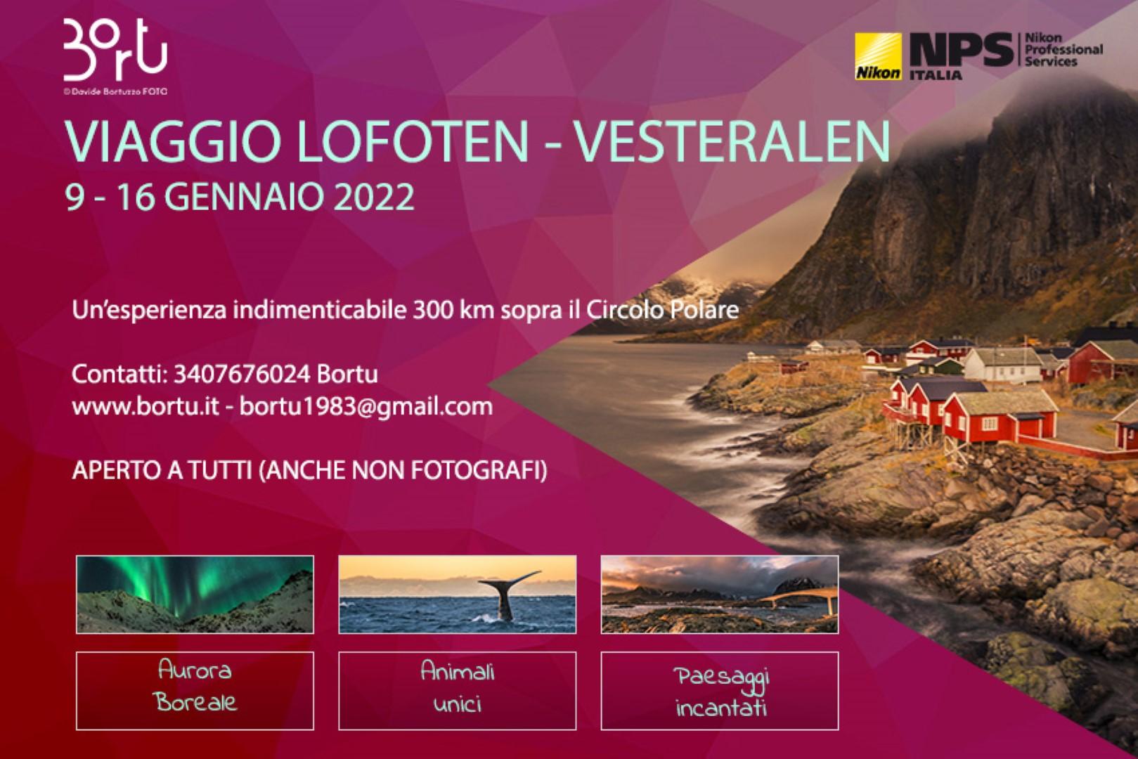VIAGGIO-LOFOTEN-2022